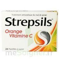 Strepsils Orange Vitamine C, Pastille à VINEUIL