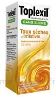 Toplexil 0,33 Mg/ml Sans Sucre Solution Buvable 150ml à VINEUIL