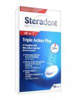 Steradent Triple Action, Tube 30, Bt 3 à VINEUIL