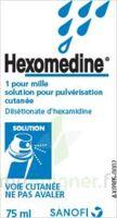 Hexomedine 1 Pour Mille, Solution Pour Pulvérisation Cutanée En Flacon Pressurisé à VINEUIL