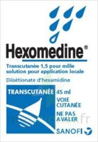 Hexomedine Transcutanee 1,5 Pour Mille, Solution Pour Application Locale à VINEUIL