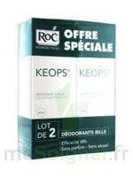 Keops Deodorant Bille Peaux Fragiles Lot De 2 à VINEUIL