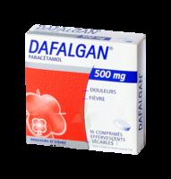 Dafalgan 500 Mg Comprimés Effervescents Sécables Film/16 à VINEUIL