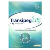 Transipeglib 5,9g Poudre Solution Buvable En Sachet 14 Sachets à VINEUIL
