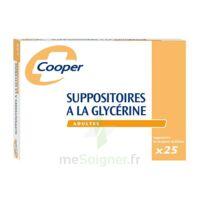 Suppositoires A La Glycerine Cooper Suppos En Récipient Multidose Adulte Sach/25 à VINEUIL