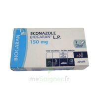 Econazole Biogaran L.p. 150 Mg, Ovule à Libération Prolongée à VINEUIL