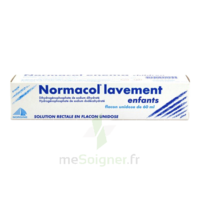 Normacol Lavement Enfants, Solution Rectale, Récipient Unidose
