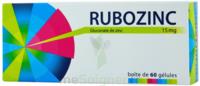 Rubozinc 15 Mg Gél 1plq/60 à VINEUIL