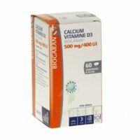 Calcium Vitamine D3 Biogaran 500 Mg/400 Ui, Comprimé à Sucer à VINEUIL