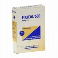 Fixical 500 Mg, Comprimé à Croquer Ou à Sucer à VINEUIL