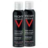 Vichy Mousse à Raser Peau Sensible Lot à VINEUIL