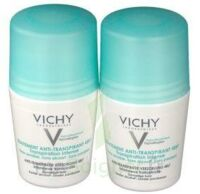 Vichy Traitement Antitranspirant Bille 48h, Fl 50 Ml, Lot 2 à VINEUIL
