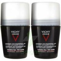 Vichy Anti-transpirant Homme Bille Anti-trace 48h Lot à VINEUIL