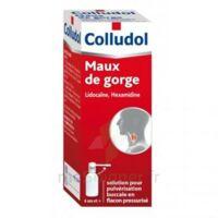 Colludol Solution Pour Pulvérisation Buccale En Flacon Pressurisé Fl/30 Ml + Embout Buccal à VINEUIL