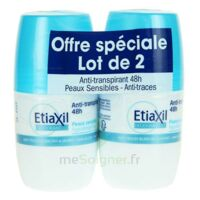 Etiaxil Deo 48h Roll-on Lot 2 à VINEUIL