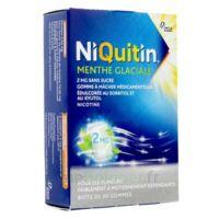 Niquitin 2 Mg Gom à Mâcher Médic Menthe Glaciale Sans Sucre Plq Pvc/pvdc/alu/30 à VINEUIL