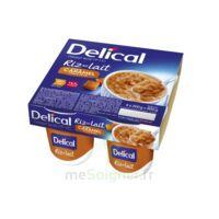 Delical Riz Au Lait Nutriment Caramel Pointe De Sel 4pots/200g à VINEUIL