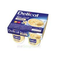 Delical Riz Au Lait Nutriment Vanille 4pots/200g à VINEUIL
