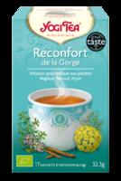 Yogi Tea Reconfort De La Gorge à VINEUIL