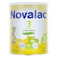Novalac 3 Lait De Croissance Banane Pomme B/800g à VINEUIL