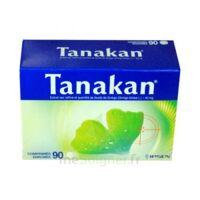 Tanakan 40 Mg, Comprimé Enrobé Pvc/alu/90 à VINEUIL
