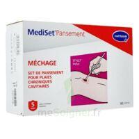 Mediset® Set De Pansement Plaie Chronique Méchage - Boîte De 5 Soins à VINEUIL