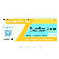 Ibuprofene Zentiva Conseil 200 Mg, Comprimé Pelliculé à VINEUIL
