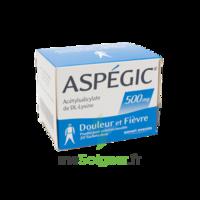 Aspegic 500 Mg, Poudre Pour Solution Buvable En Sachet-dose 20 à VINEUIL
