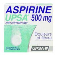 Aspirine Upsa 500 Mg, Comprimé Effervescent à VINEUIL