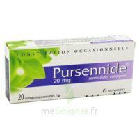Pursennide 20 Mg, Comprimé Enrobé à VINEUIL