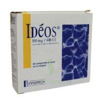 Ideos 500 Mg/400 Ui, Comprimé à Sucer Ou à Croquer à VINEUIL