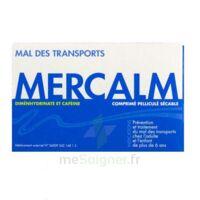 Mercalm, Comprimé Pelliculé Sécable à VINEUIL