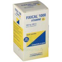 Fixical Vitamine D3 1000 Mg/800 U.i., Comprimé Pilul/30 à VINEUIL