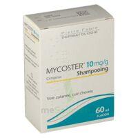 Mycoster 10 Mg/g Shampooing Fl/60ml à VINEUIL