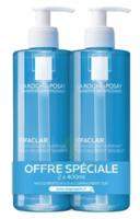 Effaclar Gel Moussant Purifiant 2*400ml à VINEUIL