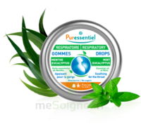 Puressentiel Respiratoire Gommes Menthe-eucalyptus Respiratoire - 45 G à VINEUIL