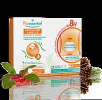 Puressentiel Articulations & Muscles Patchs Chauffants Articulations & Muscles Aux 14 Huiles Essentielles Bas Du Dos - 2 Patchs à VINEUIL