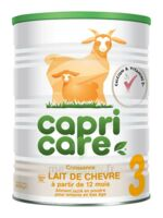 Capricare 3eme Age Lait Poudre De Chèvre Entier Croissance 800g à VINEUIL
