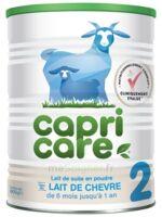 Capricare 2eme Age Lait Poudre De Chèvre Entier 800g