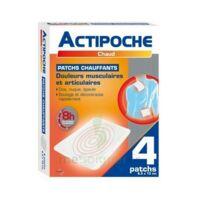 Actipoche Patch Chauffant Douleurs Musculaires B/4 à VINEUIL