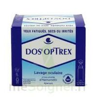 Dos'optrex S Lav Ocul 15doses/10ml à VINEUIL