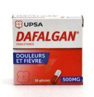 Dafalgan 500 Mg Gélules 2plq/8 (16) à VINEUIL