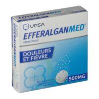 Efferalganmed 500 Mg, Comprimé Effervescent Sécable à VINEUIL