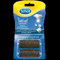 Scholl Velvet Smooth Rouleaux De Remplacement  Grain Extra Exfoliant à VINEUIL