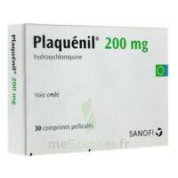 Plaquenil 200 Mg, Comprimé Pelliculé à VINEUIL