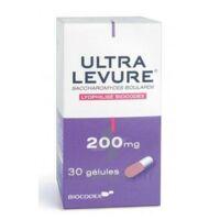 Ultra-levure 200 Mg Gélules Fl/30 à VINEUIL
