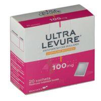 Ultra-levure 100 Mg Poudre Pour Suspension Buvable En Sachet B/20 à VINEUIL