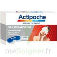 Actipoche Masque Thermique Yeux Et Tempes B/1 à VINEUIL