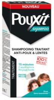 Pouxit Shampoo Shampooing Traitant Antipoux Fl/200ml+peigne à VINEUIL