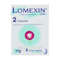 Lomexin 600 Mg Caps Molle Vaginale Plq/2 à VINEUIL